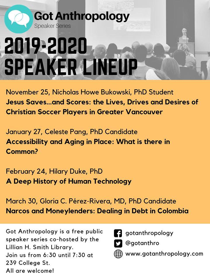 2019 speaker list
